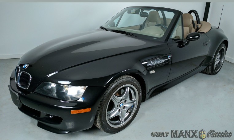 2002 bmw z3 39 m 39 roadster for sale manx classic carsfor sale manx classic cars. Black Bedroom Furniture Sets. Home Design Ideas