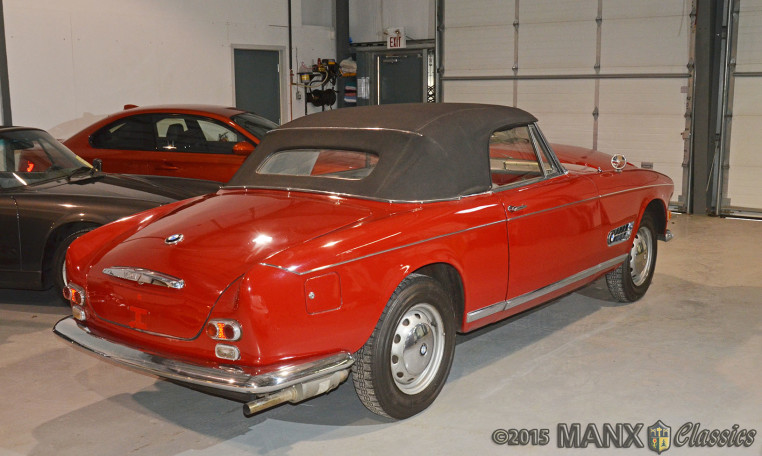 1956 BMW 503 Cabriolet - For Sale - Manx Classic CarsFor Sale – Manx ...